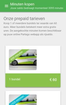 Partago Elektrisch Autodelen screenshot 3