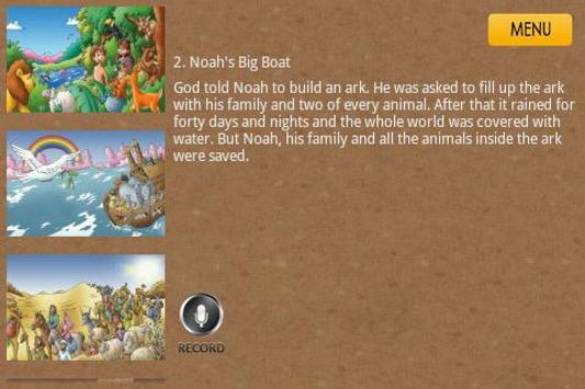 Toddler Bible apk screenshot