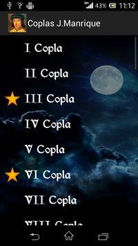 Coplas de Jorge Manrique poster
