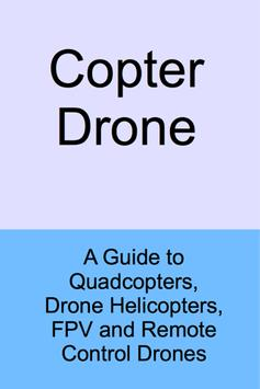 Copter Drone poster