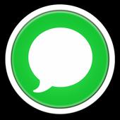 ممكن نتعرف دردشة icon
