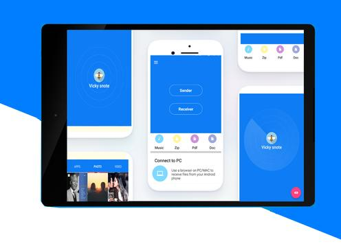 Share - File Transfer & Connect apk screenshot