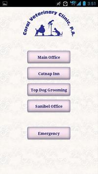 Coral Veterinary Clinic screenshot 1