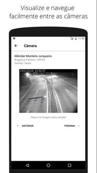 Câmeras de Estradas SP apk screenshot