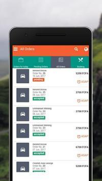 Coredoo Restaurant App apk screenshot
