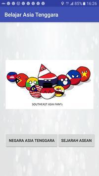 Belajar Asia Tenggara poster