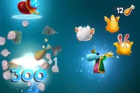 New Rayman Adventures Tricks screenshot 3
