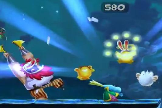 New Rayman Adventures Tricks screenshot 2