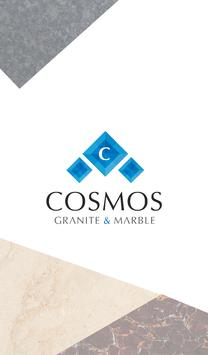 Cosmos Granite & Marble poster