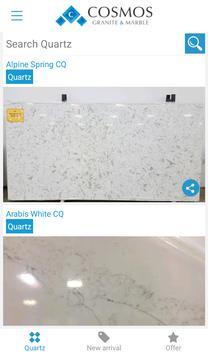 Cosmos Granite & Marble apk screenshot
