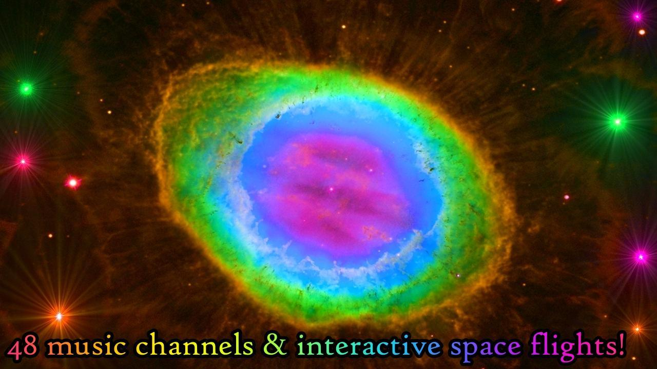 Space Music Visualizer for Android - APK Download