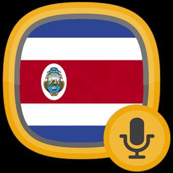 Radio Costa Rica poster