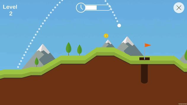 Hot Shot Golf screenshot 1