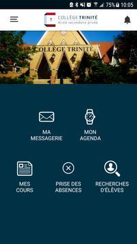 Collège Trinité apk screenshot