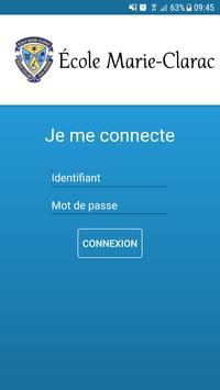 École Marie-Clarac screenshot 1