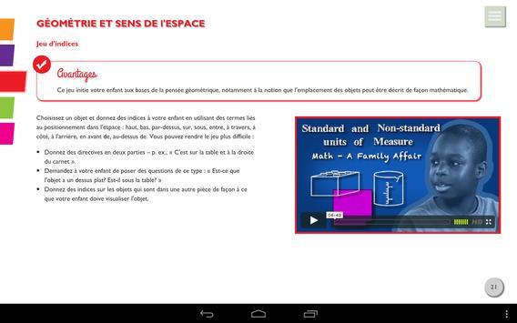 Les mathématiques apk screenshot