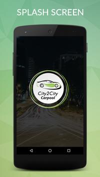 City2City  Carpool poster