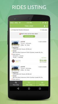 City2City  Carpool screenshot 3