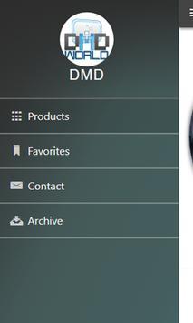 DMD World apk screenshot