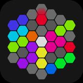 HexaGravity Block Puzzle icon