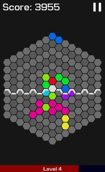 HexaGravity Block Puzzle screenshot 2