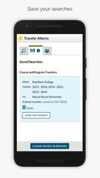 Transfer Alberta apk screenshot