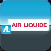 Air Liquide mobile services icon