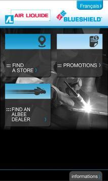 Air Liquide mobile services poster