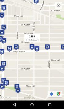 ETS Bus Stops screenshot 1