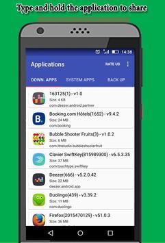 share apps screenshot 1