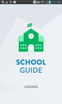SchoolGuide poster