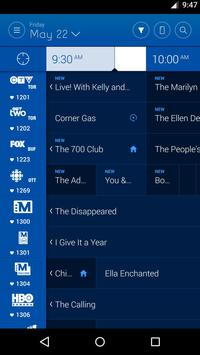 Fibe TV screenshot 1