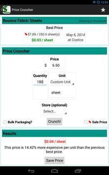 Price Cruncher - Price Compare apk screenshot