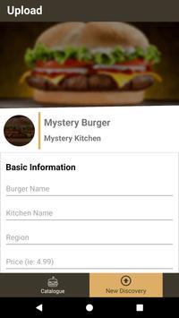 Burgerdex screenshot 3
