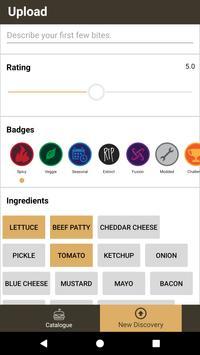 Burgerdex screenshot 4