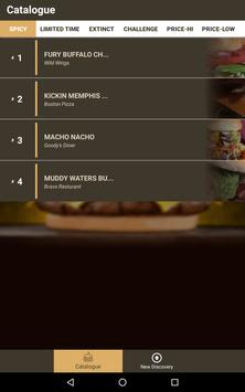 Burgerdex screenshot 6