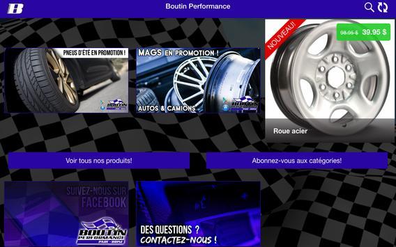 Boutin Performance screenshot 2