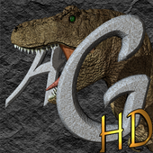 Dinosaurs HD icon
