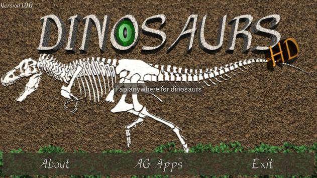 Dinosaurs HD apk screenshot