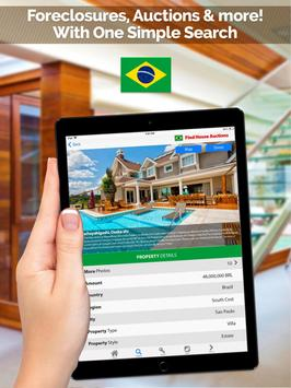 Foreclosure Brazil Properties screenshot 10