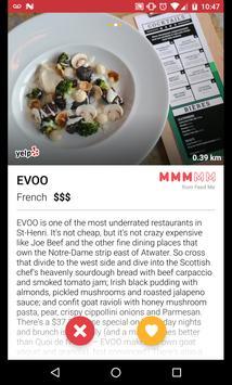 Feed Me Restaurant Finder apk screenshot