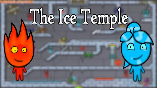 FireBoy and Ice Girl Dush - Ice Temple Maze poster