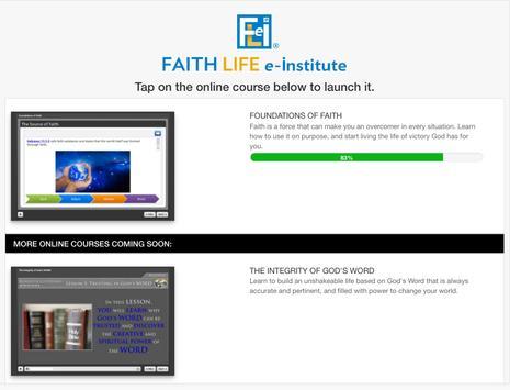 FLeI (Faith Life e-Institute) screenshot 11