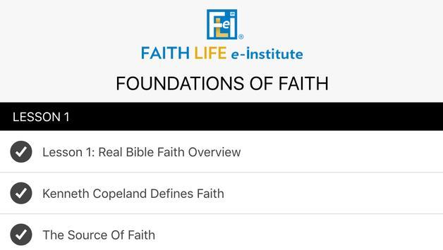 FLeI (Faith Life e-Institute) screenshot 2
