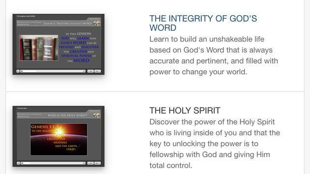 FLeI (Faith Life e-Institute) screenshot 6