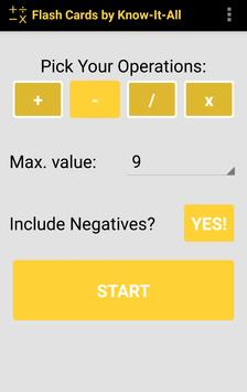 Flash Cards by Know-It-All apk screenshot