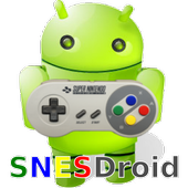 SNESDroid icon