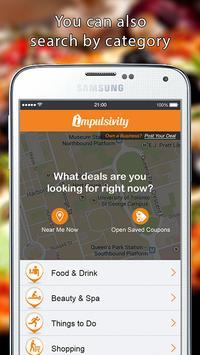 Impulsivity - Deals & Coupons apk screenshot
