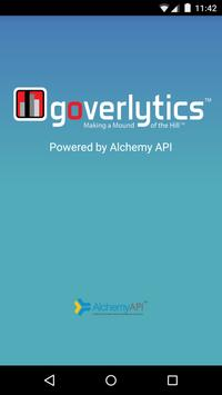 Goverlytics poster