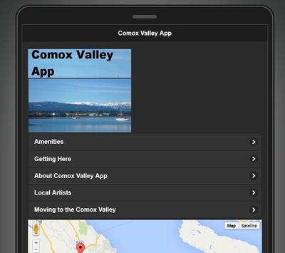 Comox Valley App screenshot 1